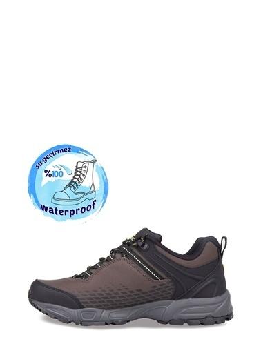 Lumberjack Erkek Siyah Outdoor Ayakkabı Flake  Haki